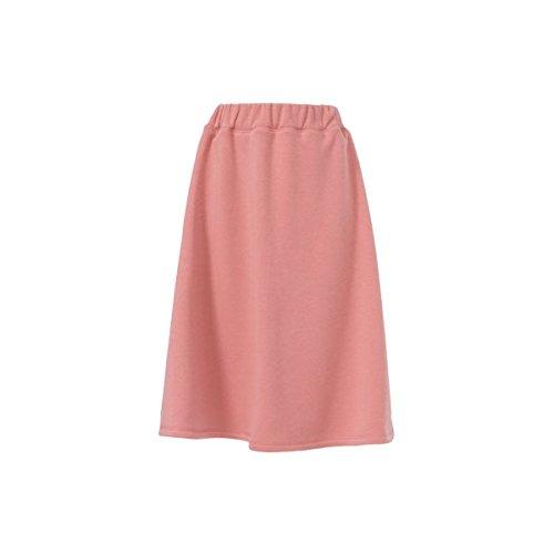 (Nyurimi) Newlyme back Shaggy choose length flared skirt