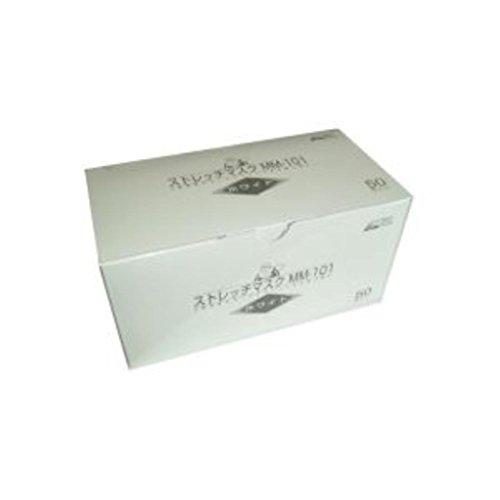 (まとめ買い)エヌ・ティ・シー ストレッチマスク50枚 MM-101 【×5セット】