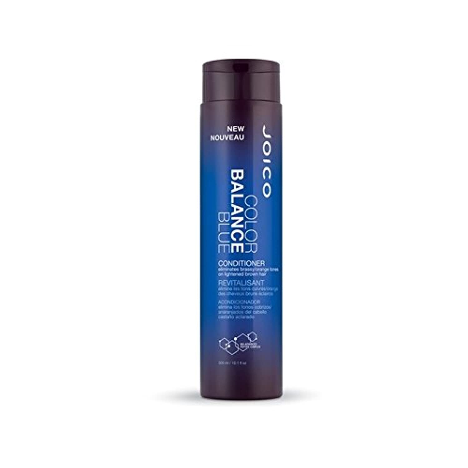 写真を撮る翻訳する効果的Joico Color Balance Blue Conditioner 300ml - ジョイコカラーバランスブルーコンディショナー300ミリリットル [並行輸入品]