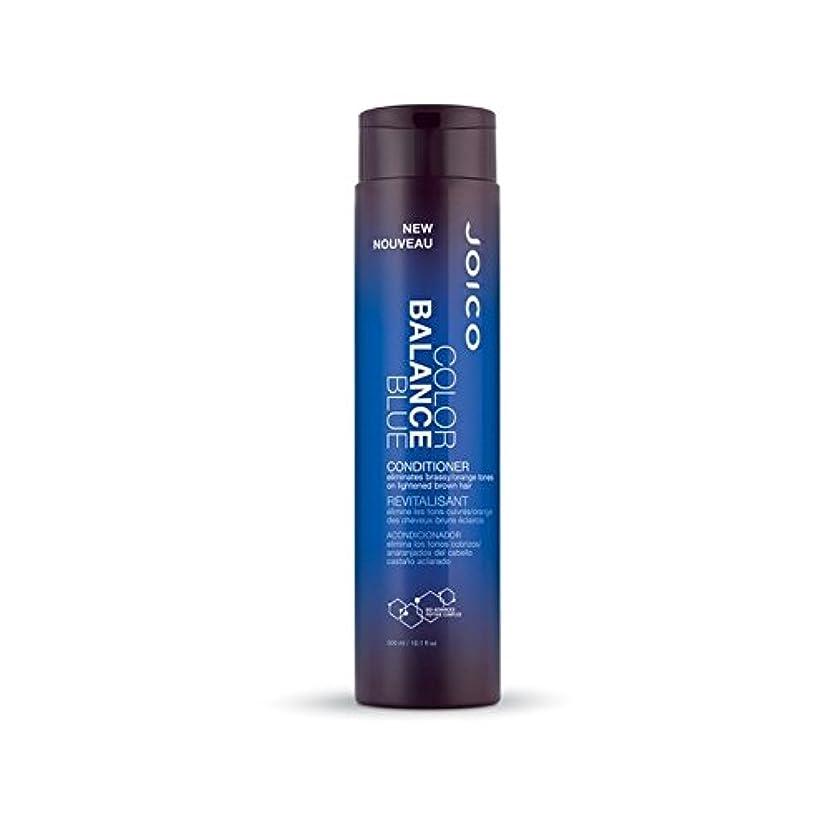 グリーンバック関係一時停止Joico Color Balance Blue Conditioner 300ml (Pack of 6) - ジョイコカラーバランスブルーコンディショナー300ミリリットル x6 [並行輸入品]