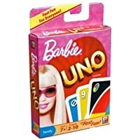 UNO バービー Game 131002fnp [並行輸入品]