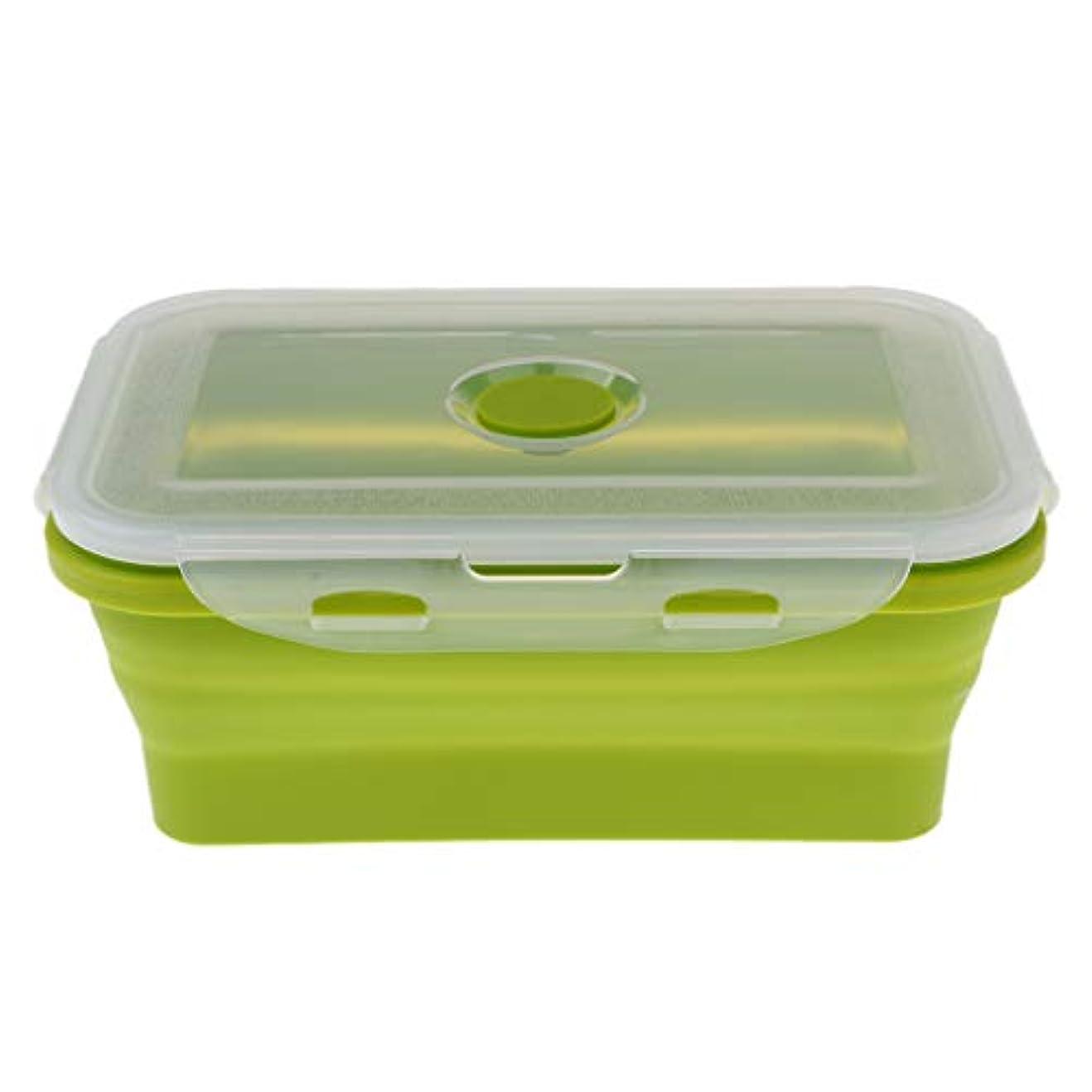 時間厳守ローマ人捨てるBaoblaze シリコン ランチボックス 食品保存容器 全4サイズ