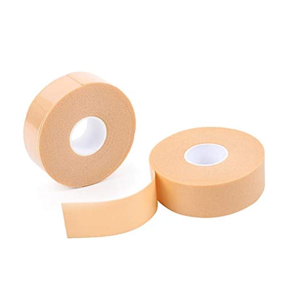 遠えビーチ含める[LIOOBO] 2 Roll Heel Blister Prevention Sticker Heel Grip Tape Foot Care Protector Sticker for Blister Chafing...