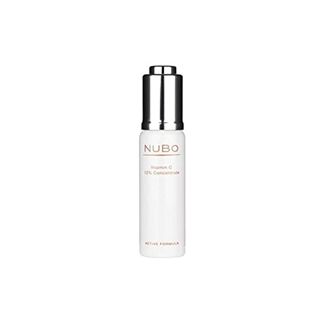 効率的にいくつかの消費Nubo Vitamin C 12% Concentrate (15ml) - ビタミン 12%の濃縮物(15ミリリットル) [並行輸入品]
