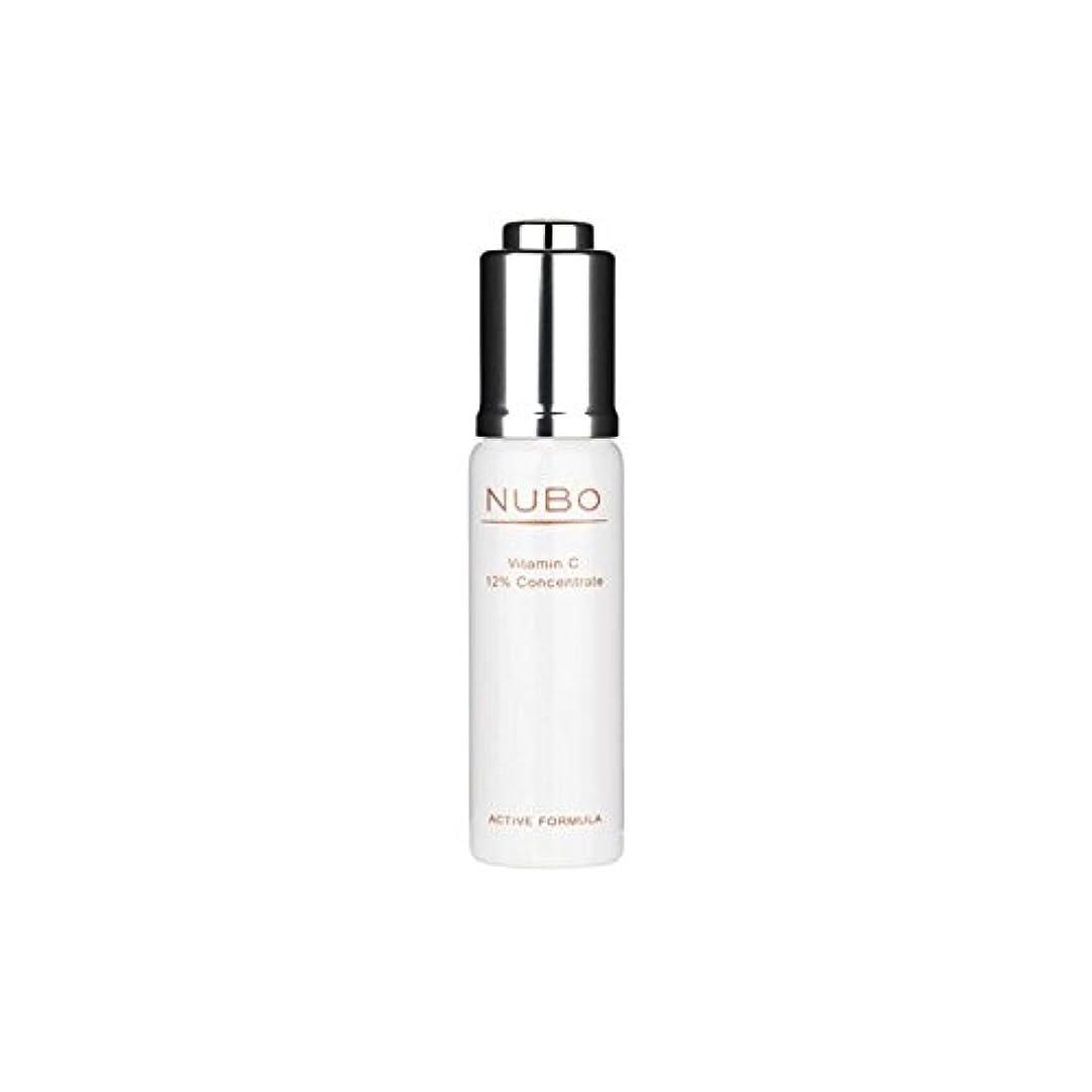 ウガンダスプーン平日Nubo Vitamin C 12% Concentrate (15ml) (Pack of 6) - ビタミン 12%の濃縮物(15ミリリットル) x6 [並行輸入品]
