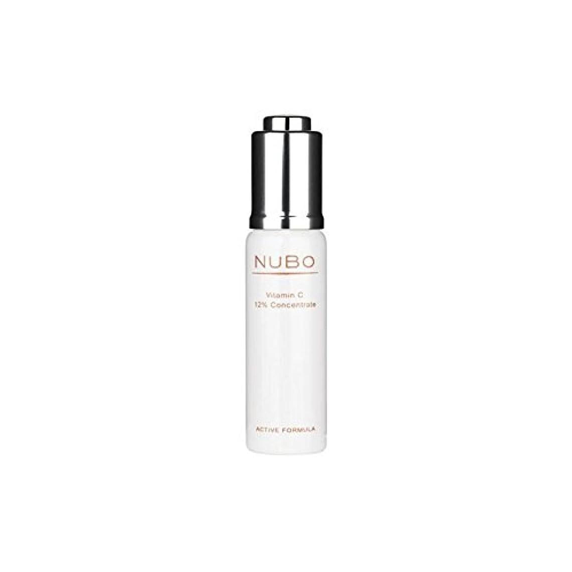 スラム街勝者傾斜ビタミン 12%の濃縮物(15ミリリットル) x4 - Nubo Vitamin C 12% Concentrate (15ml) (Pack of 4) [並行輸入品]