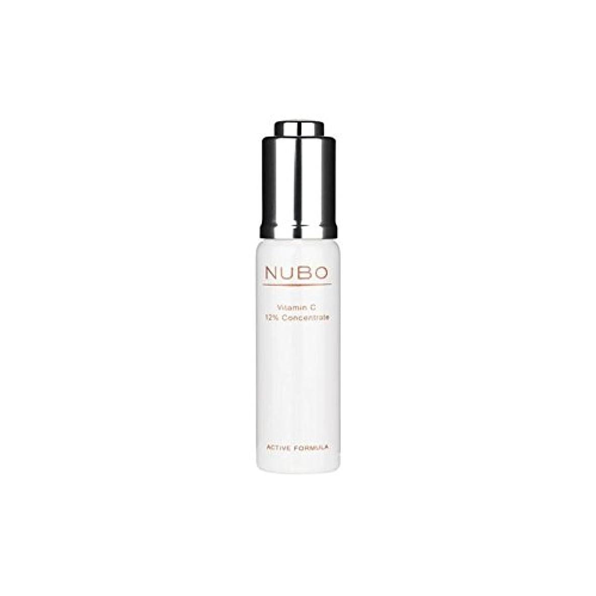 健全女将ロシアビタミン 12%の濃縮物(15ミリリットル) x4 - Nubo Vitamin C 12% Concentrate (15ml) (Pack of 4) [並行輸入品]