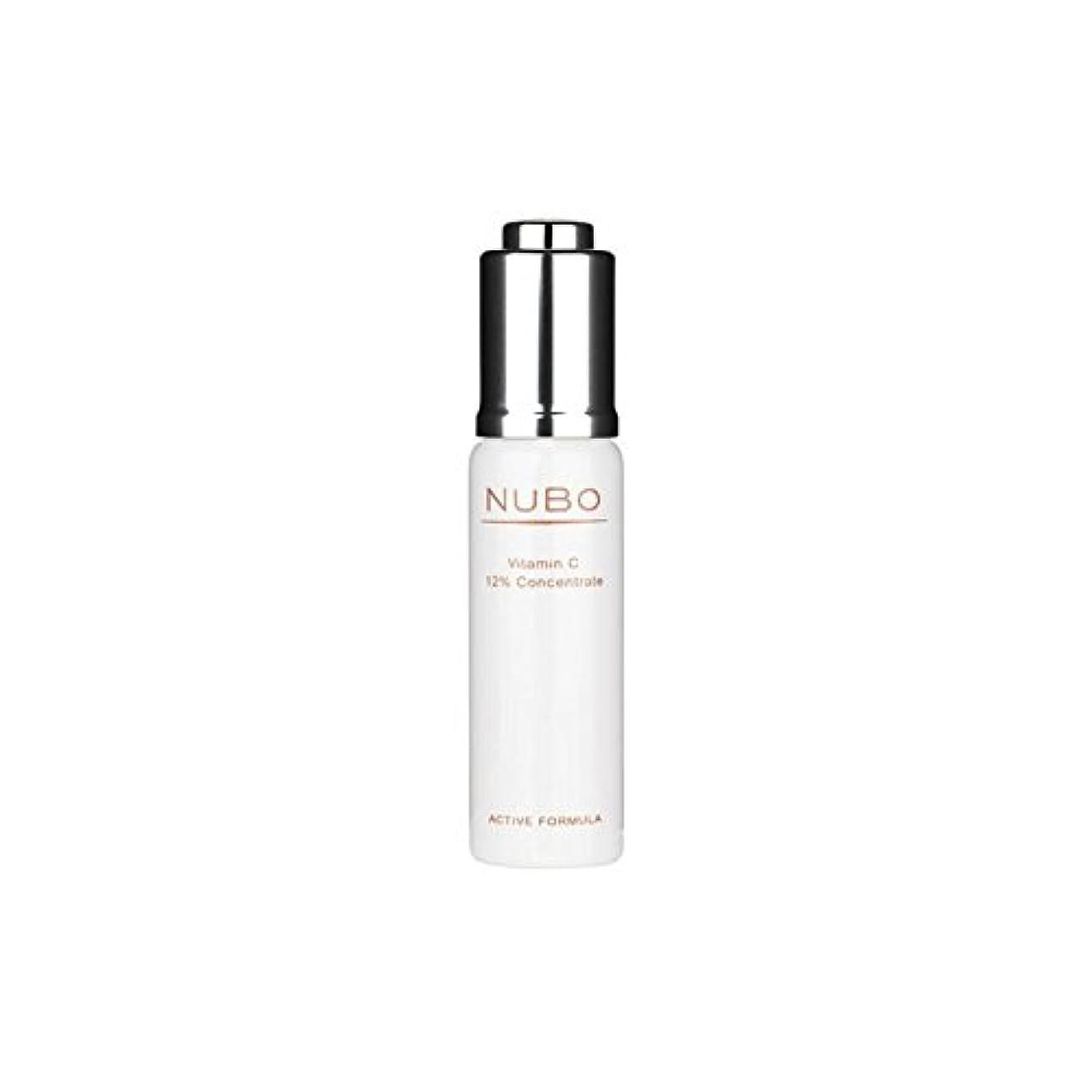 ロック解除支援聞くNubo Vitamin C 12% Concentrate (15ml) (Pack of 6) - ビタミン 12%の濃縮物(15ミリリットル) x6 [並行輸入品]
