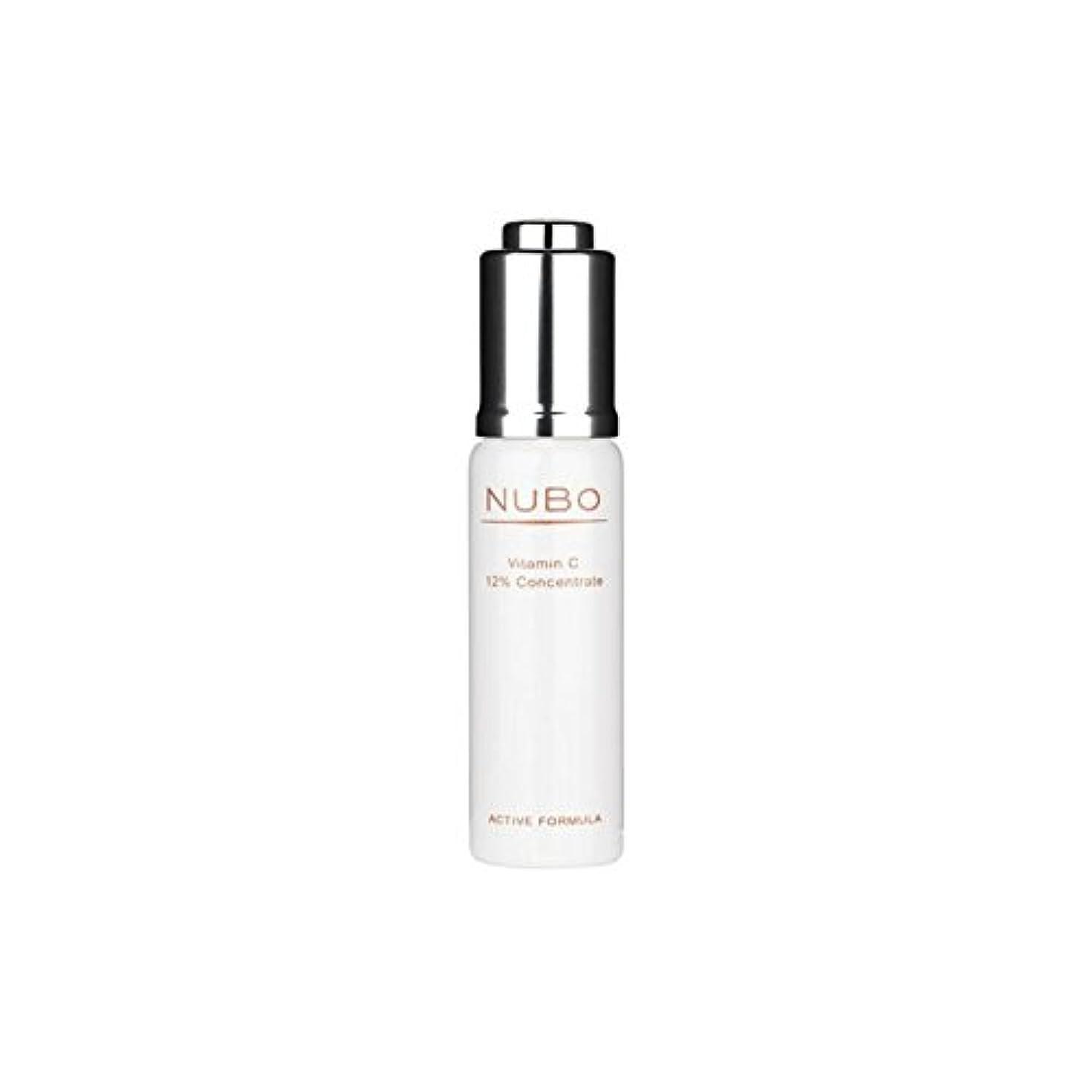 良い初期配管工ビタミン 12%の濃縮物(15ミリリットル) x4 - Nubo Vitamin C 12% Concentrate (15ml) (Pack of 4) [並行輸入品]