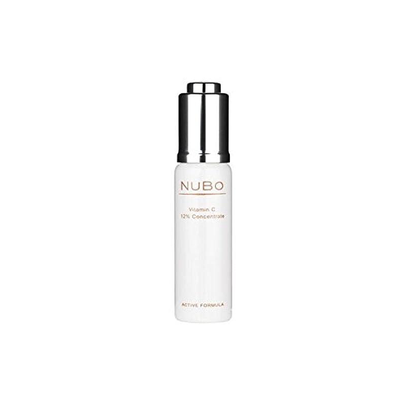 キャンパススローガン構成ビタミン 12%の濃縮物(15ミリリットル) x4 - Nubo Vitamin C 12% Concentrate (15ml) (Pack of 4) [並行輸入品]