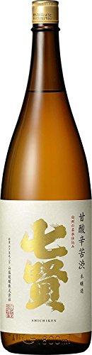 七賢 甘酸辛苦渋(かんさんしんくじゅう) 本醸造 1800ml