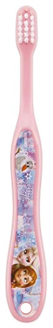 支払いトレッド一貫したSKATER アナと雪の女王 歯ブラシ(転写タイプ) 園児用 TB5N