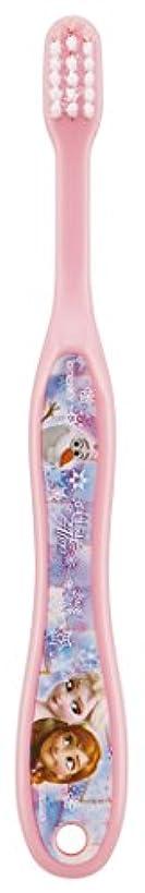 に向かってマーベル言い訳SKATER アナと雪の女王 歯ブラシ(転写タイプ) 園児用 TB5N