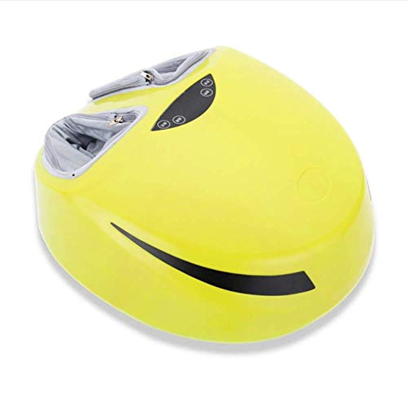 内陸裏切る娯楽指圧式フットマッサージャーの熱風圧縮式フットマッサージ機は、足底筋膜炎の痛みを和らげ、不眠症を改善します。