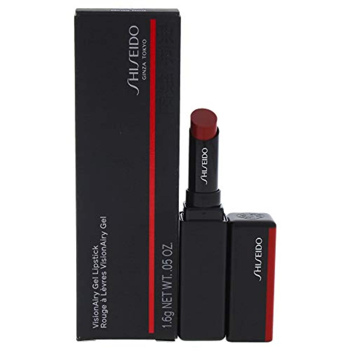 訪問スキーム殉教者資生堂 VisionAiry Gel Lipstick - # 222 Ginza Red (Lacquer Red) VisionAiry Gel並行輸入品