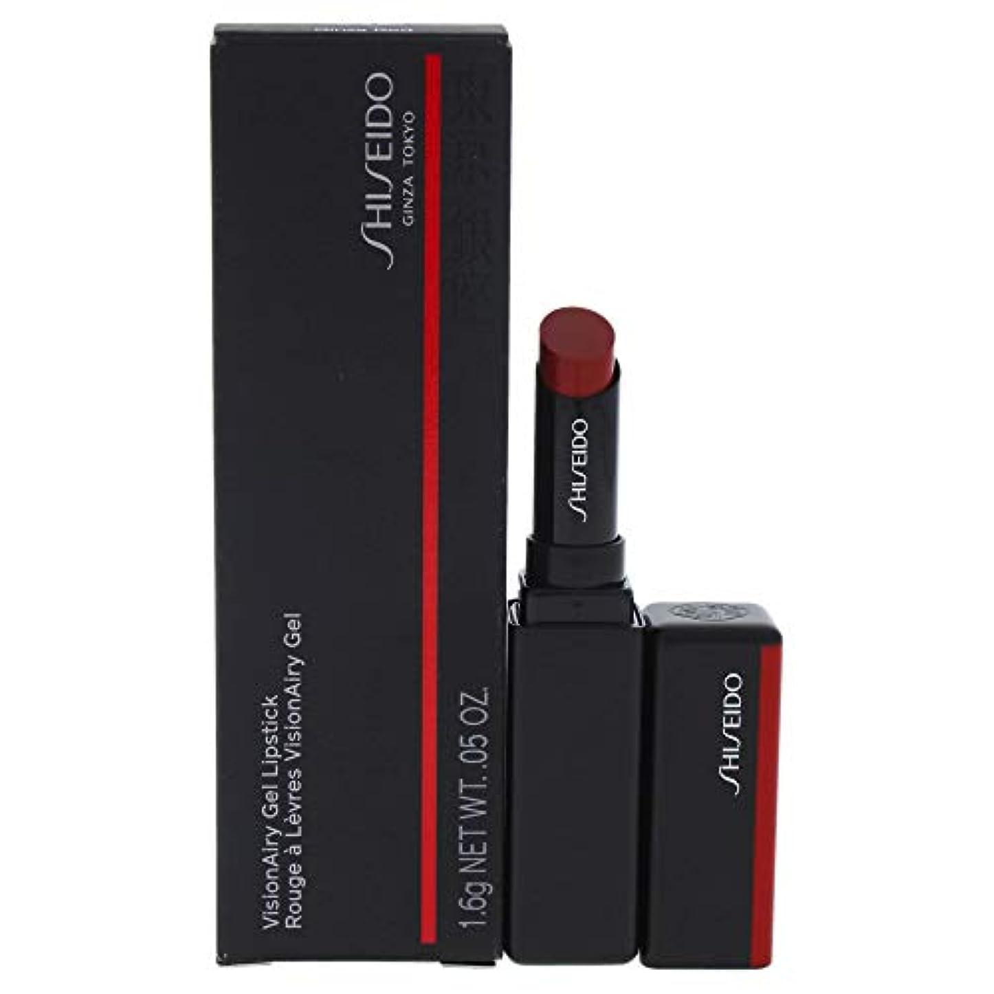 フェロー諸島目立つモチーフ資生堂 VisionAiry Gel Lipstick - # 222 Ginza Red (Lacquer Red) VisionAiry Gel並行輸入品