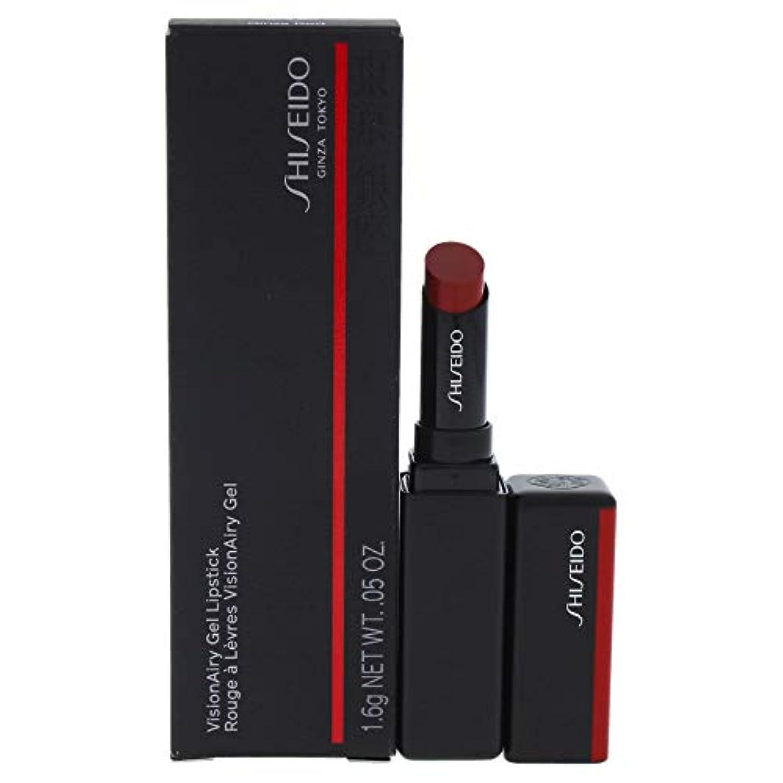 反発する眼煩わしい資生堂 VisionAiry Gel Lipstick - # 222 Ginza Red (Lacquer Red) VisionAiry Gel並行輸入品
