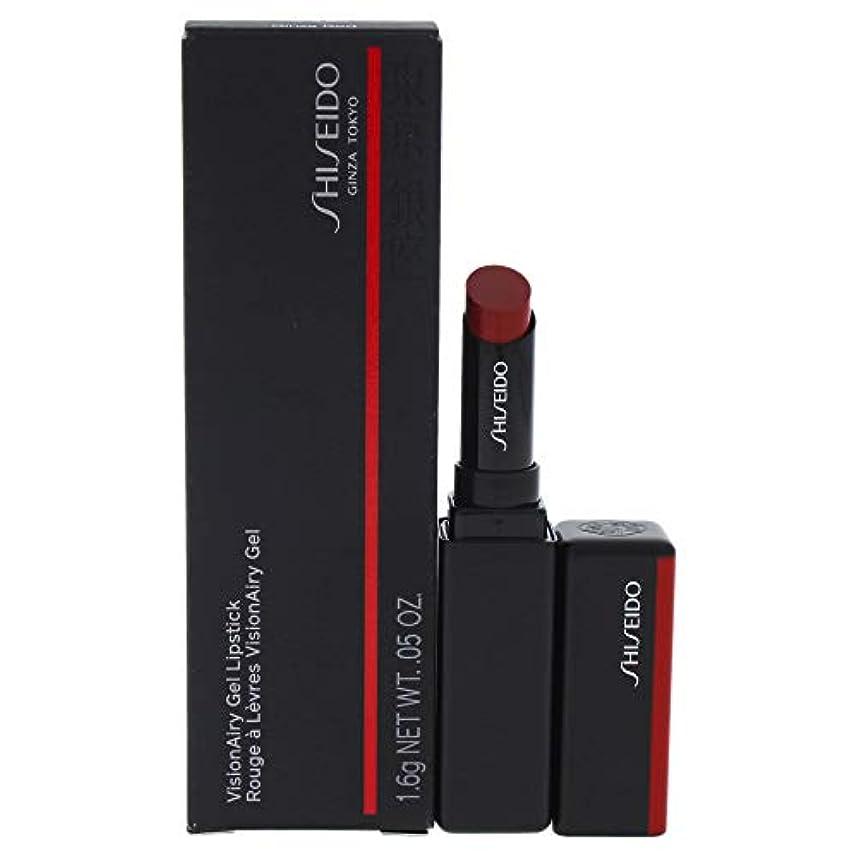 オーブン野心誕生日資生堂 VisionAiry Gel Lipstick - # 222 Ginza Red (Lacquer Red) VisionAiry Gel並行輸入品