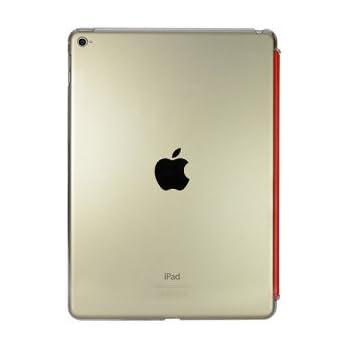 エアージャケットセット for iPad Air 2(スマートカバー対応タイプ)(クリア)
