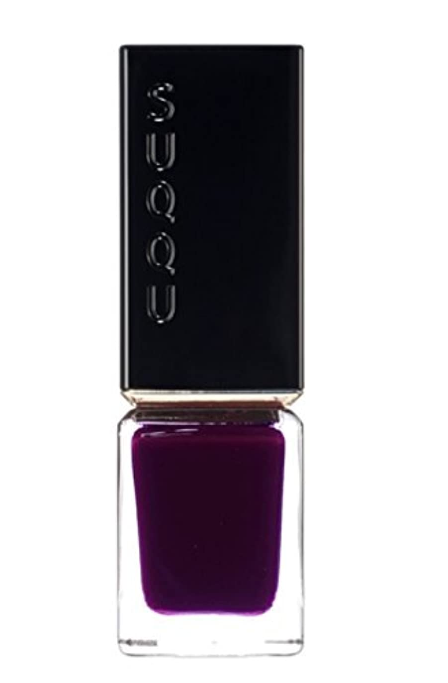 朝の体操をする間接的石灰岩SUQQU ネイル カラー ポリッシュ 106 水紫 MIZUYUKARI