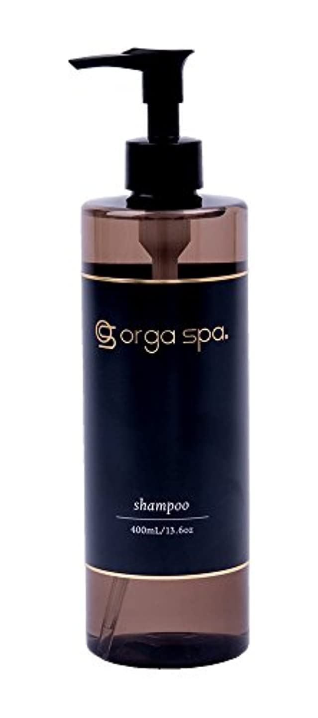 廃棄反逆者無効にするoruga spa shampoo(オルガスパ シャンプー) 400ml