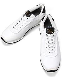 [アールエフダブリュー] レザー スニーカー ホワイト KOPPE LO LEATHER R-1837012 ビブラムソール 日本製 メンズ