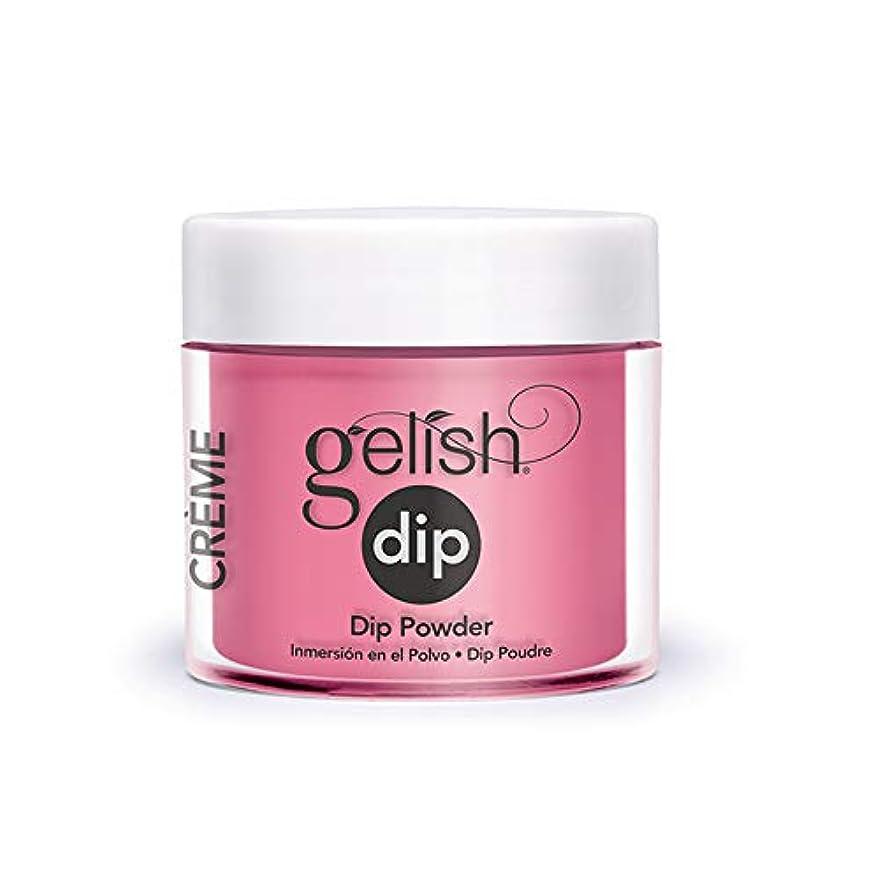 必要としている解読するピッチHarmony Gelish - Acrylic Dip Powder - Make You Blink Pink - 23g / 0.8oz