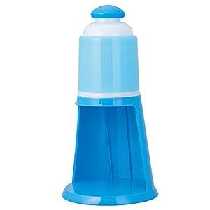 ドウシシャ 電動 氷かき器 ブルー DIN-1852B