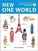 高校教科書 NEW ONE WORLD Communication Ⅰ Revised Edition [教番:コⅠ336]