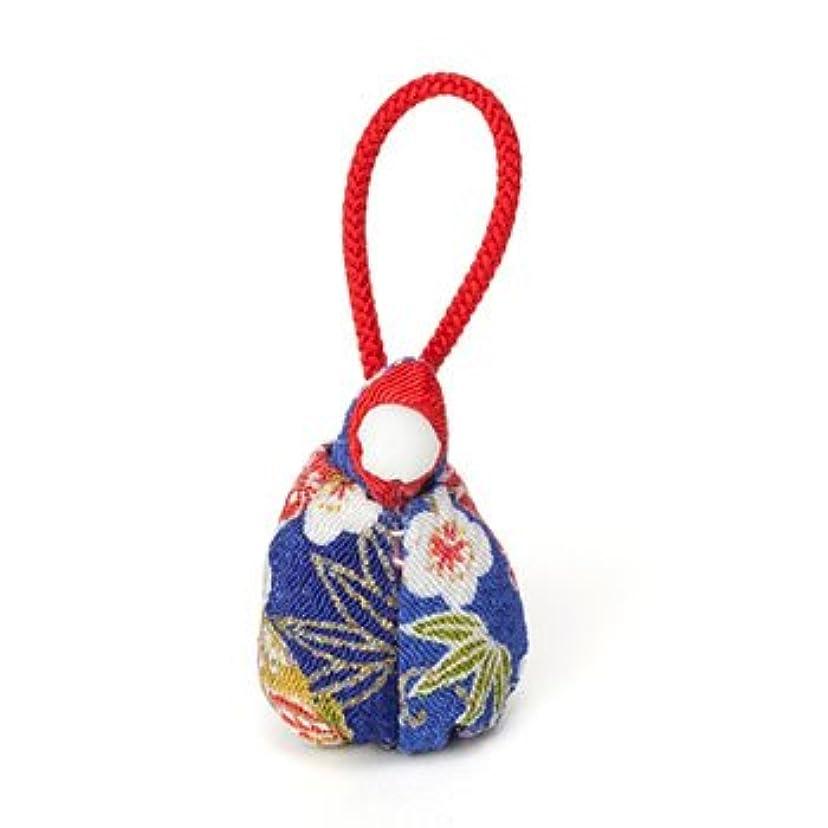 円形のフラッシュのように素早くクラシカル匂い袋 誰が袖 だるまさん 1個入 ケースなし (色?柄は選べません)
