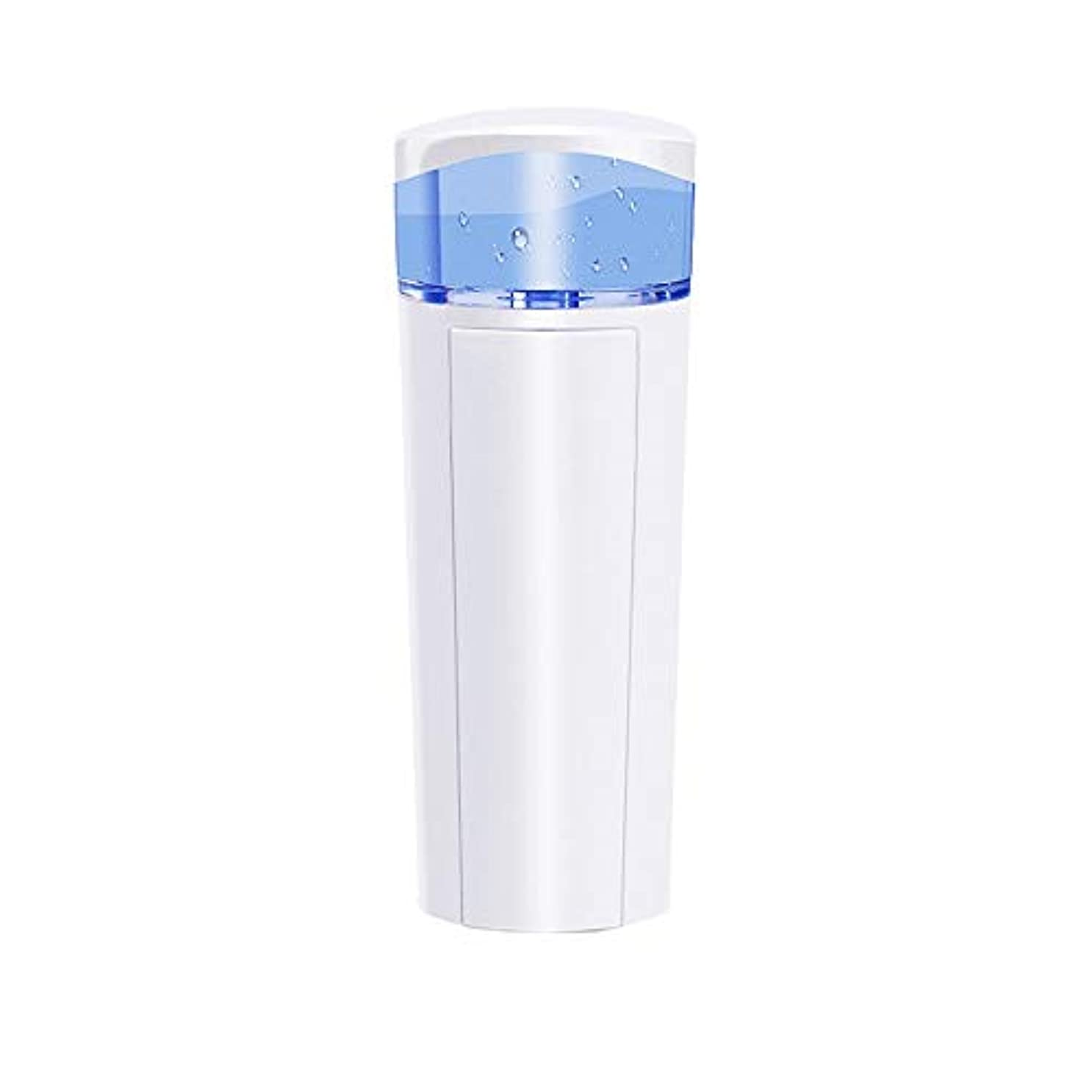 ZXF 充電宝物機能付き新しいナノ水道メータースプレー美容機器ABS素材ホワイト 滑らかである