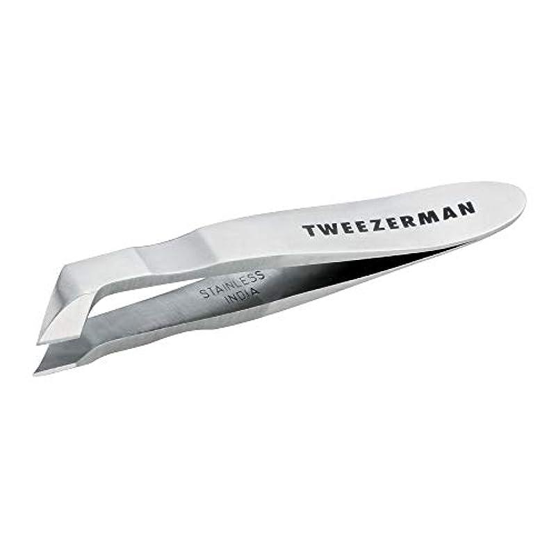 交換ドキュメンタリー発表Tweezerman 歯車。ミニささくれスクイーズ&スニップニッパー