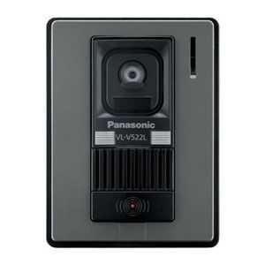 Panasonic カメラ玄関子機 VL-V522L-S