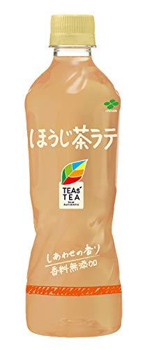 伊藤園 TEAs'TEA NEW AUTHENTIC ほうじ茶ラテ 500ml×24本