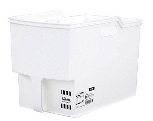 F40105ホワイト吊り戸棚ボックススリム F40105