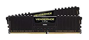 CORSAIR DDR4-2666MHz デスクトップPC用 メモリモジュール VENGEANCE LPX Series 8GB×2枚キット CMK16GX4M2A2666C16