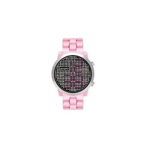 腕時計 Phosphor Women's MD011L Swarovski Mechanical Digital Watch【並行輸入品】