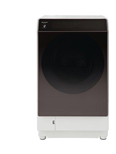 シャープ SHARP ドラム式洗濯乾燥機(ヒートポンプ式) 右開き ES-G110-TR 洗濯・脱水容量11㎏/乾燥容量6kg ESG-110-TR