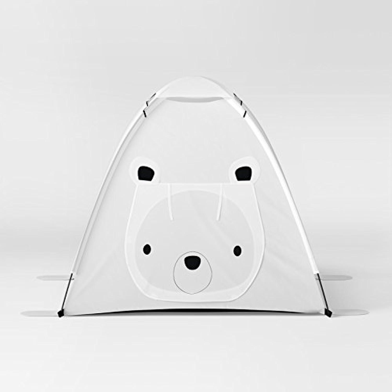 Polar Bear Play Teepee – ホワイト – Pillowfort