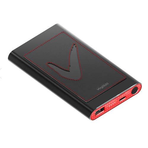 10000mAhパワーデリバリー薄型モバイルバッテリー (ブラック)/iPhone各種、iPod、iPad各種、USB typeC/micro USB対応スマートフォン/タブレット/MacBook、wifiルーター、NintendoSwitch