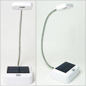センチュリー 防災・節電 ソーラーLEDデスクライト solacot(ソラコット)USB-Solar DeskLight