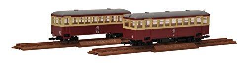 鉄道コレクション 鉄コレ ナローゲージ80 猫屋線 キハ1・ホハフ50形 旧塗装