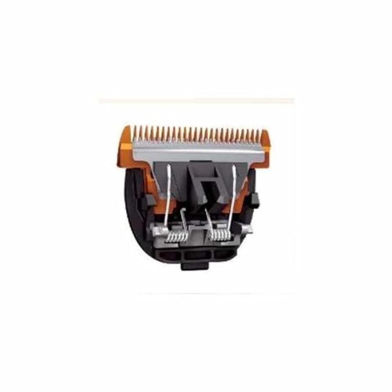 フィドル資格電気的パナソニック プロ バリカン ER1610P-K/ER 1510P-S/ER-GP80用 替刃 ER-9900
