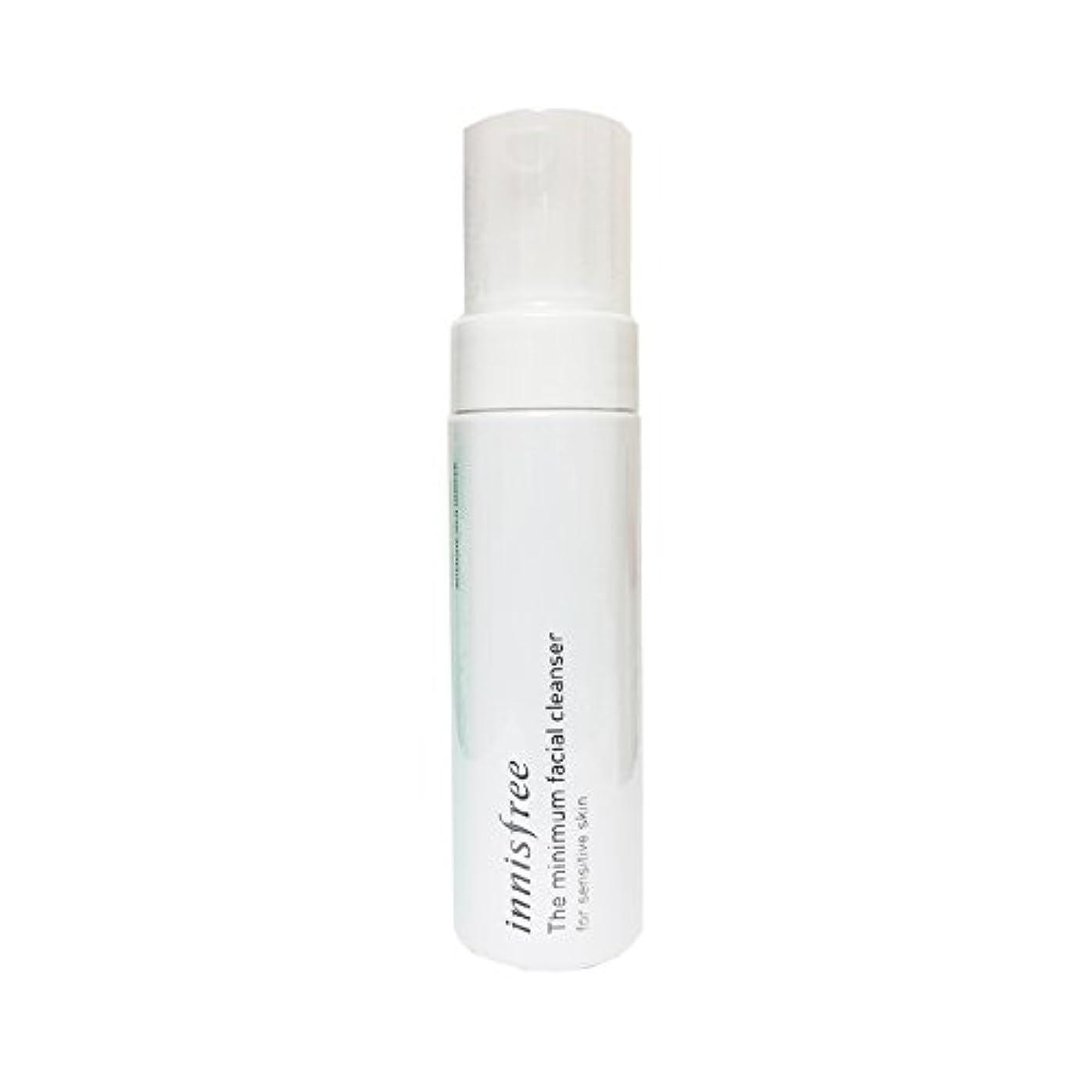 約衝突溶かすイニスフリー Innisfree ザミニマム フェイシャル クレンザー敏感肌用(70ml) Innisfree The Minimum Facial Cleanser For Sensitive Skin(70ml) [...