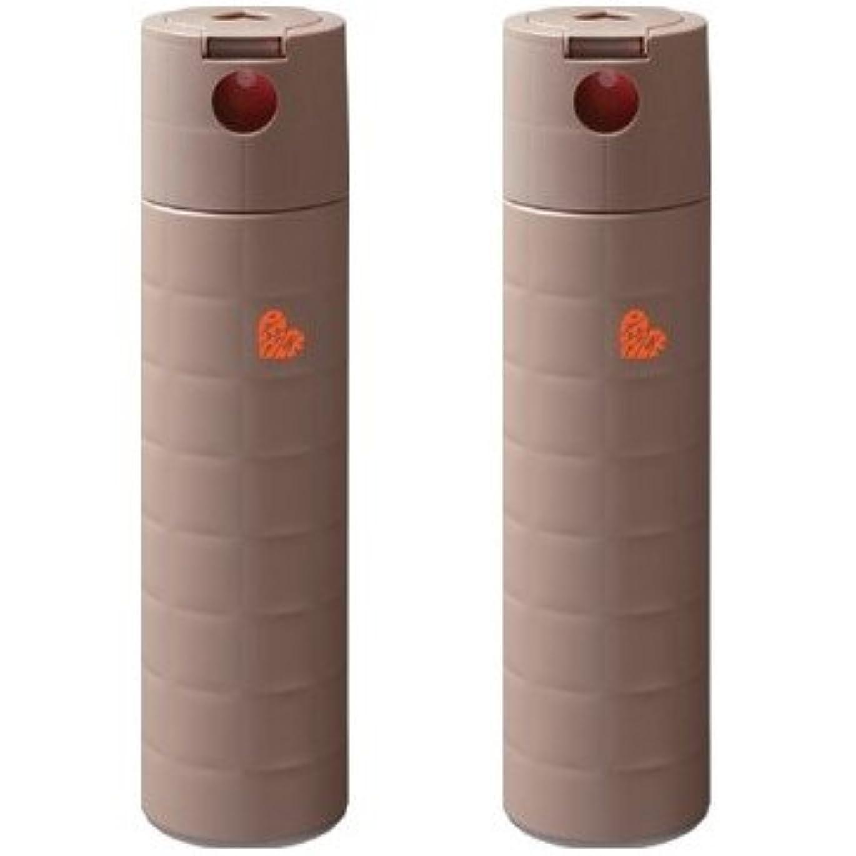 薄汚い呼吸陰謀【X2個セット】 アリミノ ピース ワックスspray カフェオレ 143g 200ml