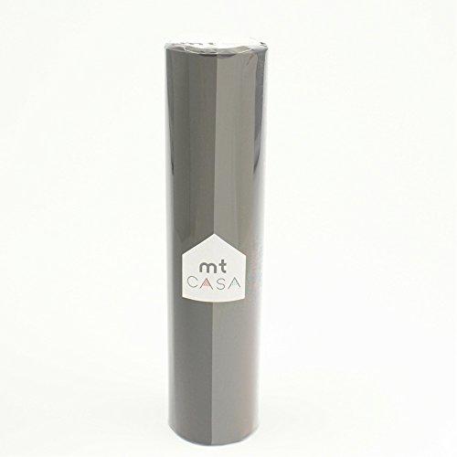 カモ井加工紙 mt CASA 200mm マットブラック 200mm幅×10m巻き MTCA2085