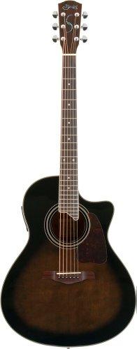 SYAIRI 4534853522342 YE-4M/BKB アコースティックギター ブラックバースト E-Acoustic シリーズ YE4MBKBSC ソフトケース付き