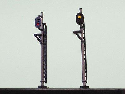 グリーンマックス Nゲージ 2815 二灯式信号機の詳細を見る