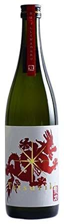 龍力 特別純米 ドラゴン赤ラベル 瓶 720ml [兵庫県]
