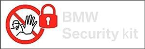 BMW純正部品 セキュリティー キット ステッカー 4枚セット